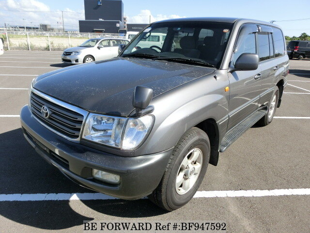 Wonderful About This 2003 TOYOTA Land Cruiser (Price:$6,200)