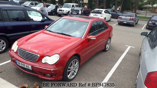 Used 2006 MERCEDES BENZ C CLASS BF947835 For Sale Imagem ...