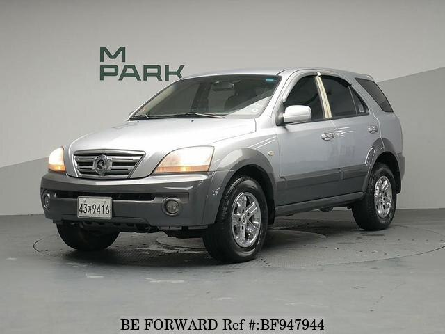About This 2004 KIA Sorento (Price:$3,143)