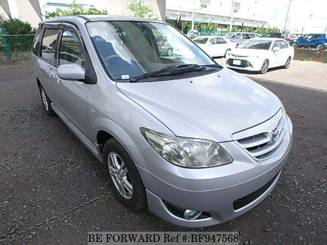used 2004 mazda mpv sports cba lw3w for sale bf947568 be. Black Bedroom Furniture Sets. Home Design Ideas