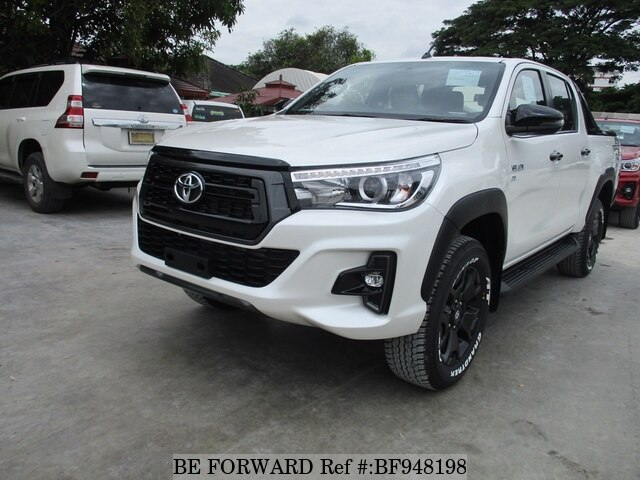Toyota Hilux 2018 – transport