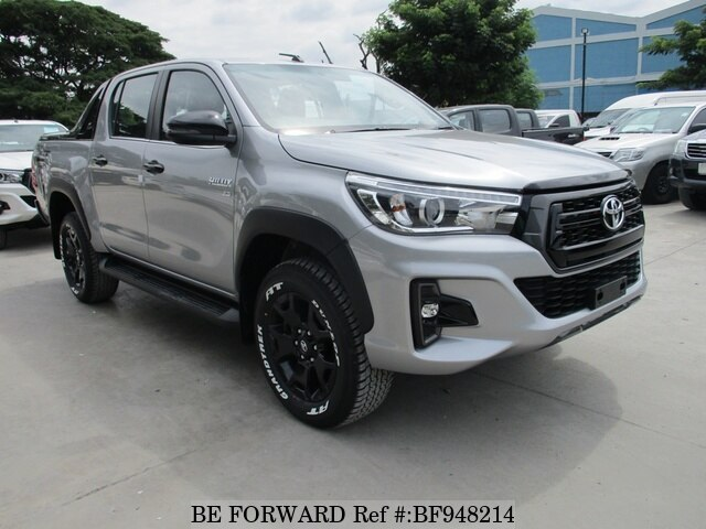 2018 toyota hilux 2 8 gun126r dtthht d 39 occasion bf948214 be forward. Black Bedroom Furniture Sets. Home Design Ideas
