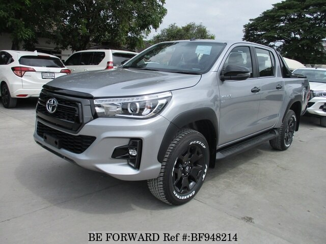 Used 2018 TOYOTA HILUX 2 8/GUN126R-DTTHHT for Sale BF948214 - BE FORWARD