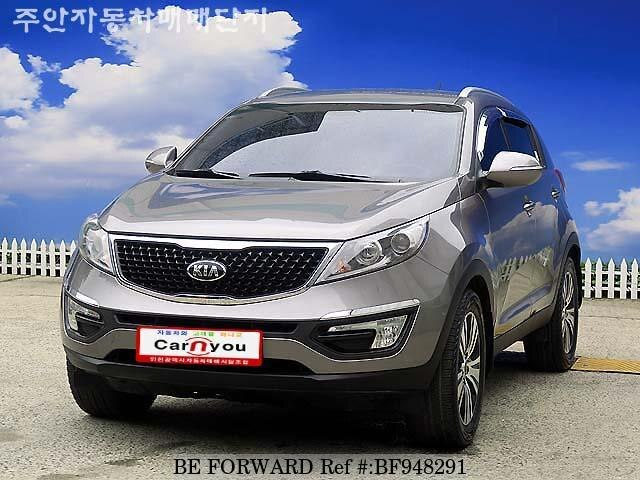 About This 2014 KIA Sportage (Price:$13,046)