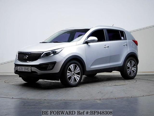 About This 2014 KIA Sportage (Price:$12,642)
