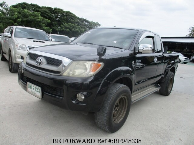 Used 2009 Toyota Hilux 27 For Sale Bf948338 Be Forward