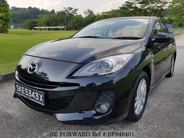 About This 2012 MAZDA Mazda3 (Price:$4,570)