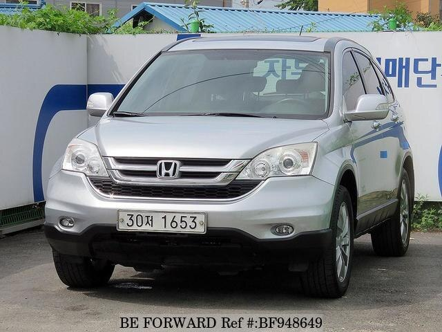 About This 2011 HONDA CR V (Price:$9,896)