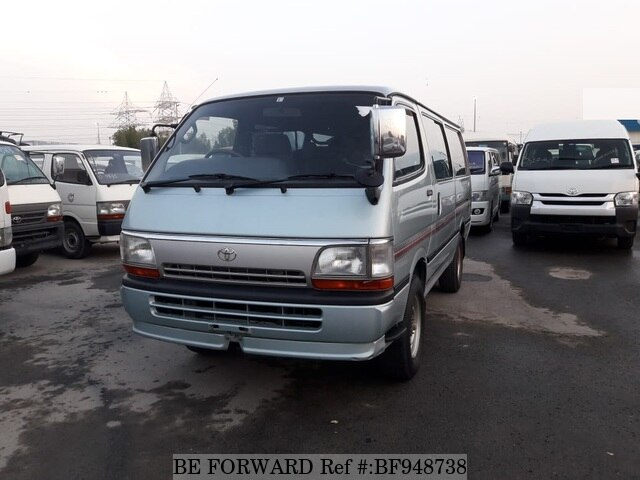 6841b1b19f Used 1996 TOYOTA HIACE VAN for Sale BF948738 - BE FORWARD