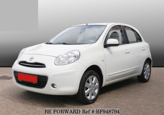 used 2012 nissan micra for sale bf948794 - be forward
