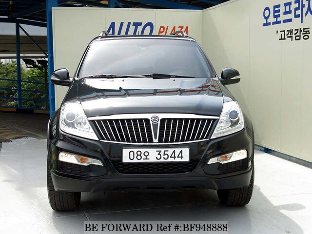 Used 2016 Ssangyong Rexton Bf948888 For