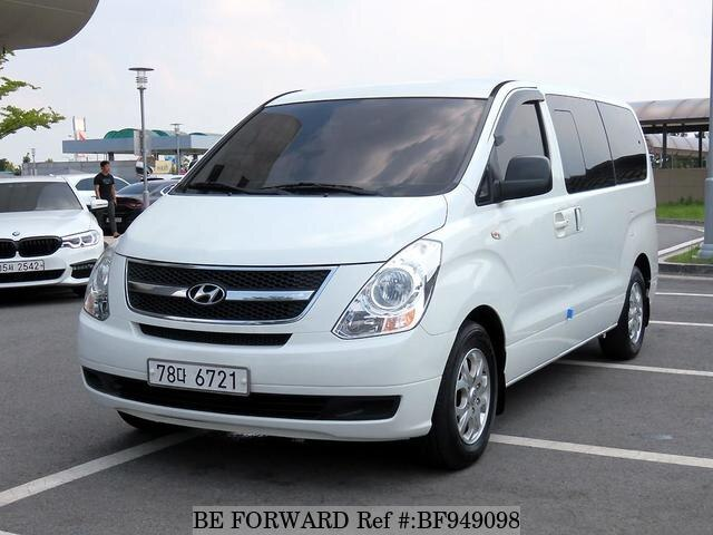 aeab294cbf Used 2010 HYUNDAI GRAND STAREX DELUXE for Sale BF949098 - BE FORWARD