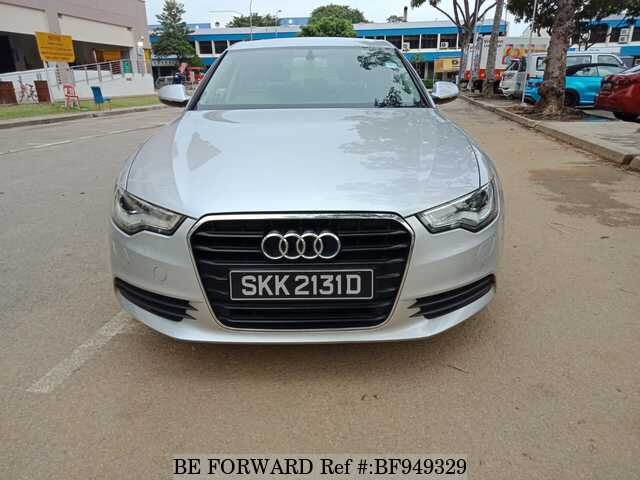 Used 2013 Audi A6 For Sale Bf949329 Be Forward