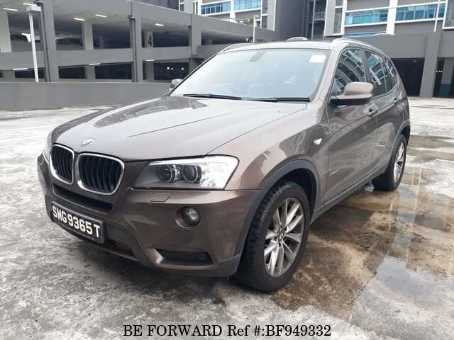Used 2013 BMW X3 BF949332 For Sale Image