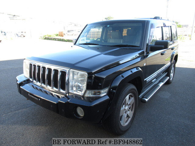 Used 2007 JEEP COMMANDER BF948862 For Sale Image ...