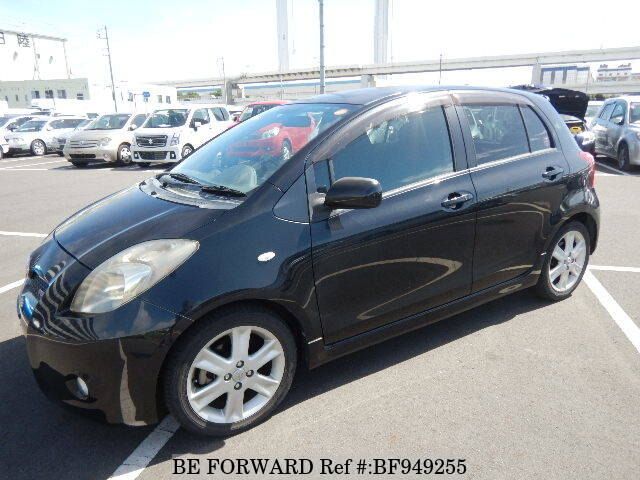Used 2007 TOYOTA VITZ RS/DBA-NCP91 for Sale BF949255 - BE FORWARD