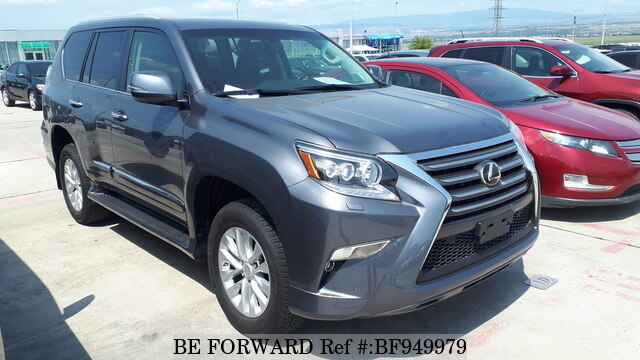 About This 2016 LEXUS GX 470 (Price:$47,050)