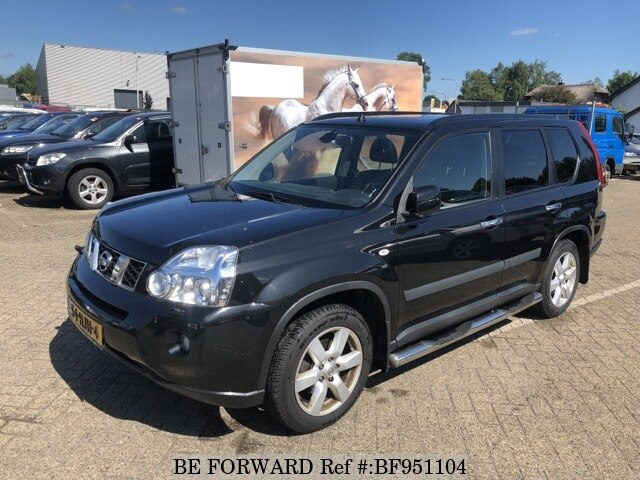 5d53cfca53 Used 2008 NISSAN X-TRAIL for Sale BF951104 - BE FORWARD