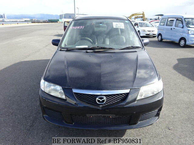 used 2003 mazda premacy 1 8l g f ua cp8w for sale bf950831 be forward. Black Bedroom Furniture Sets. Home Design Ideas