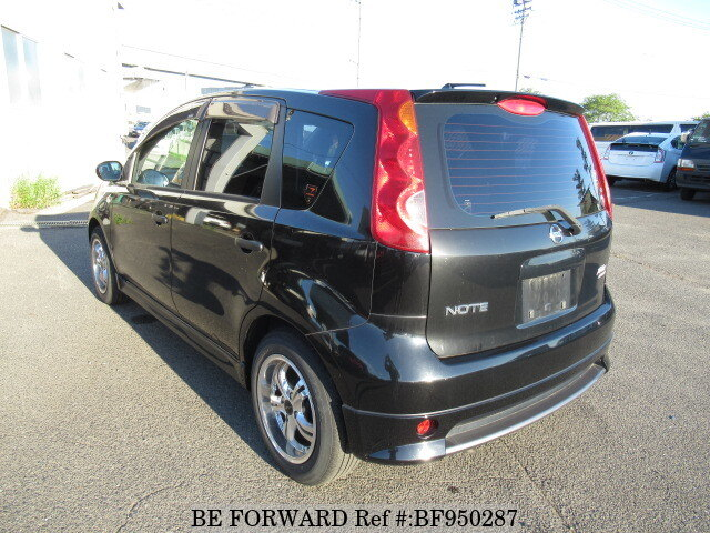 2005 nissan note rider dba e11 d 39 occasion bf950287 be forward