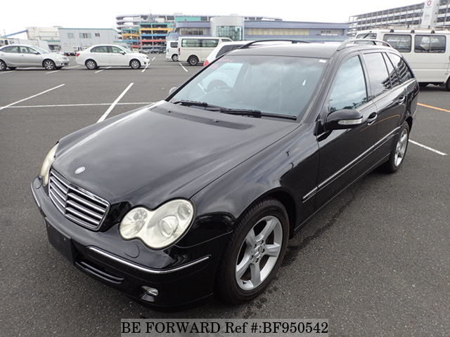 About This 2004 MERCEDES BENZ C Class (Price:$1,422)