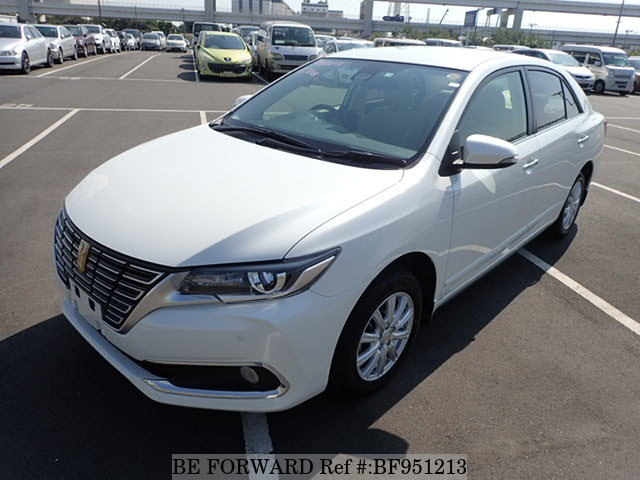Used 2018 TOYOTA PREMIO BF951213 for Sale