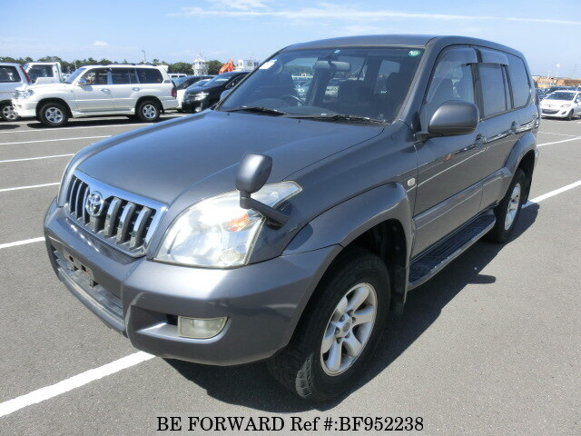 About This 2003 TOYOTA Land Cruiser Prado (Price:$8,370)