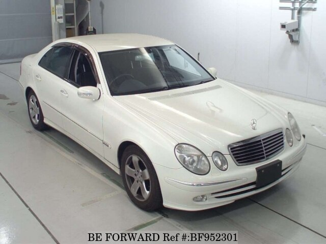 About This 2004 MERCEDES BENZ E Class (Price:$2,945)