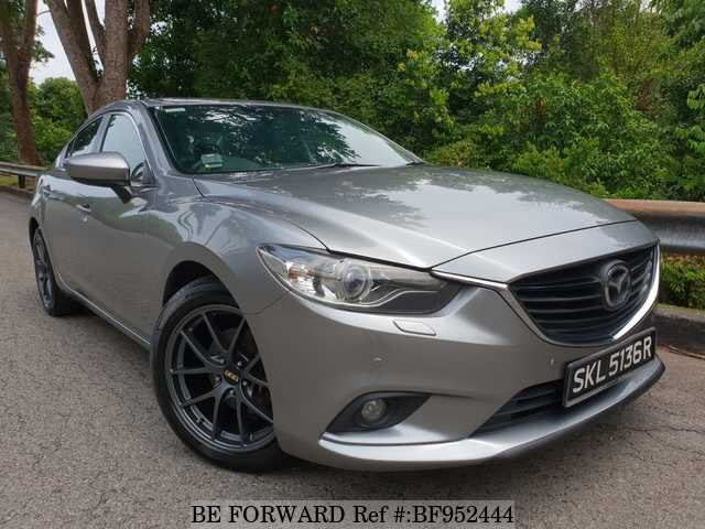 Lovely About This 2013 MAZDA Mazda6 (Price:$6,920)