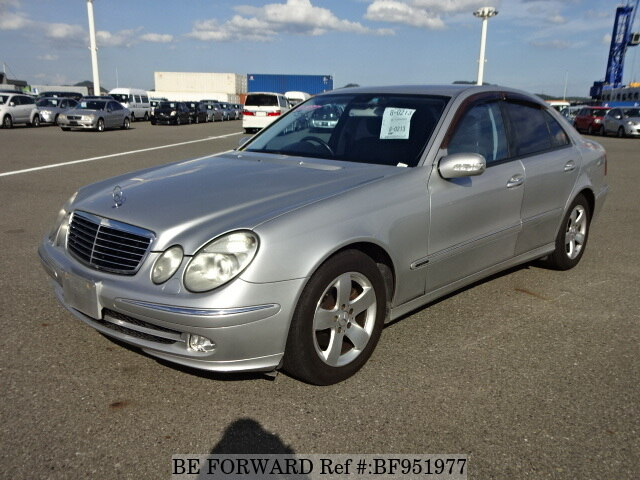 Good About This 2003 MERCEDES BENZ E Class (Price:$1,740)