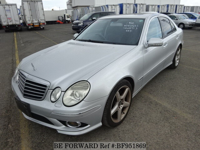 About This 2007 MERCEDES BENZ E Class (Price:$3,497)