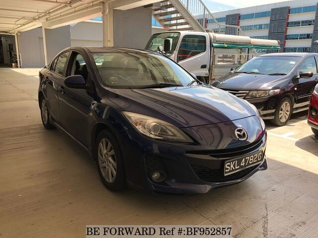 About This 2013 MAZDA Mazda3 (Price:$5,865)
