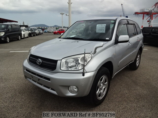 Used 2003 TOYOTA RAV4 BF952798 For Sale