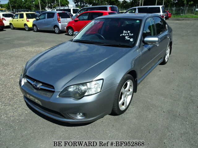 Used 2005 Subaru Legacy B4 2 0r B Sports Ta Bl5 For Sale Bf952868