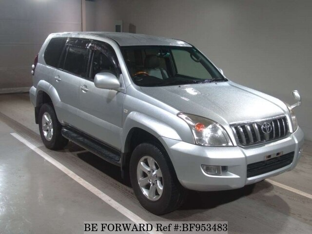 Attractive About This 2007 TOYOTA Land Cruiser Prado (Price:$9,926)