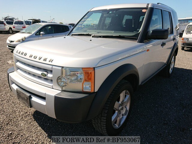 Used 2005 Land Rover Discovery 3 Saba La40a For Sale Bf953067 Be
