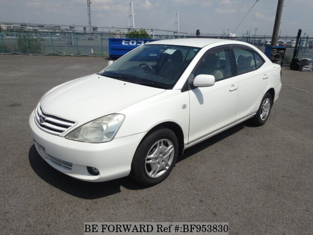 used 2003 toyota allion a18 g package ua zzt245 for sale bf953830 rh sp beforward jp Instruction Manual Example Instruction Manual Example