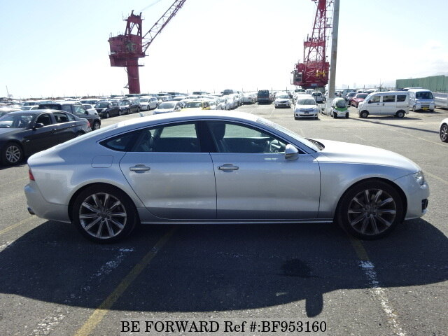 used 2011 audi a7 3 0 tfsi quattro aba 4gcgwc for sale bf953160 be forward. Black Bedroom Furniture Sets. Home Design Ideas