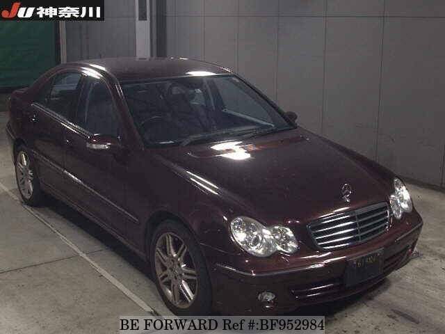 About This 2006u0026nbspMERCEDES BENZ C Class (Price:$2,615). This 2006 MERCEDES  BENZ ...
