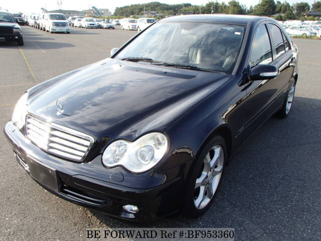 About This 2005 MERCEDES BENZ C Class (Price:$2,568)