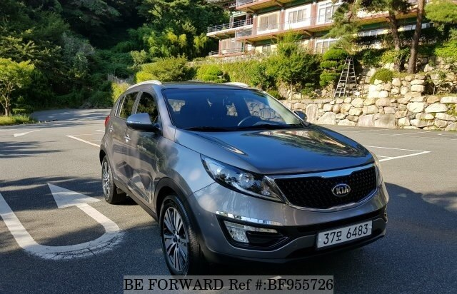 About This 2014 KIA Sportage (Price:$13,491)