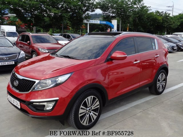 Charming About This 2014 KIA Sportage (Price:$13,365)