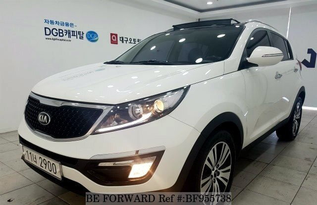 About This 2014 KIA Sportage (Price:$13,585)