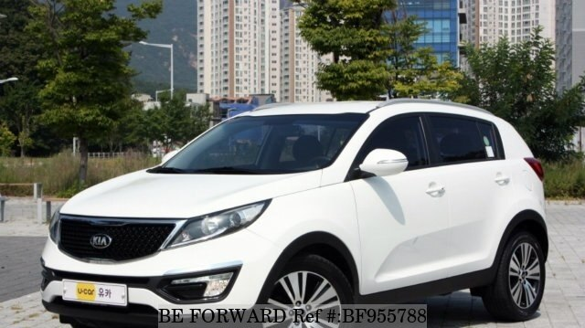 About This 2014 KIA Sportage (Price:$13,113)