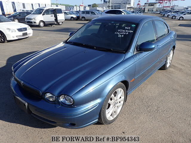 Used 2002 JAGUAR X TYPE BF954343 For Sale