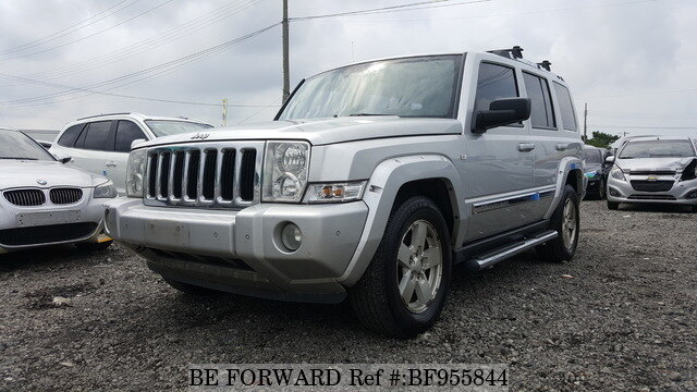 used 2006 jeep commander for sale bf955844 be forward