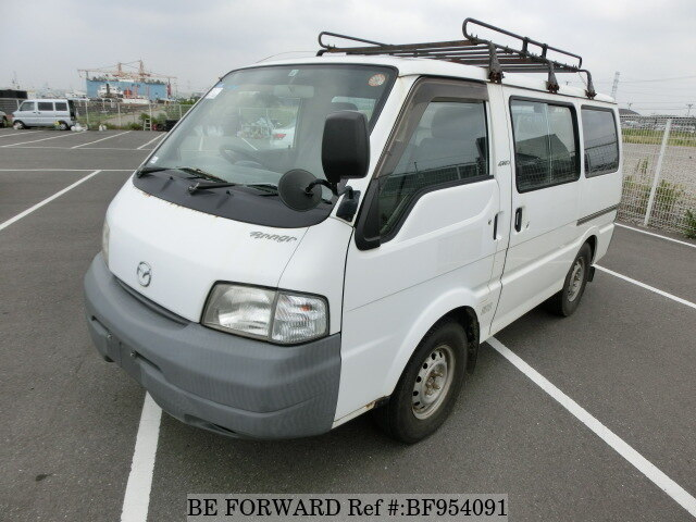 Used 2004 MAZDA BONGO VAN/TC-SK82M for Sale BF954091 - BE FORWARD