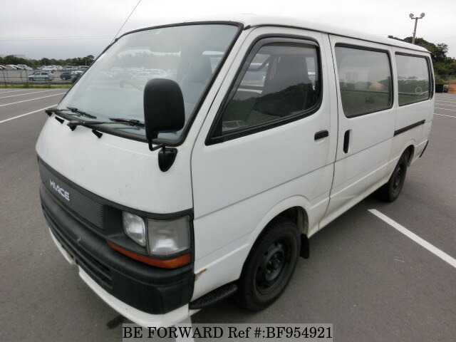 2ac3876d0890fc Used 1993 TOYOTA HIACE VAN T-RZH112V for Sale BF954921 - BE FORWARD