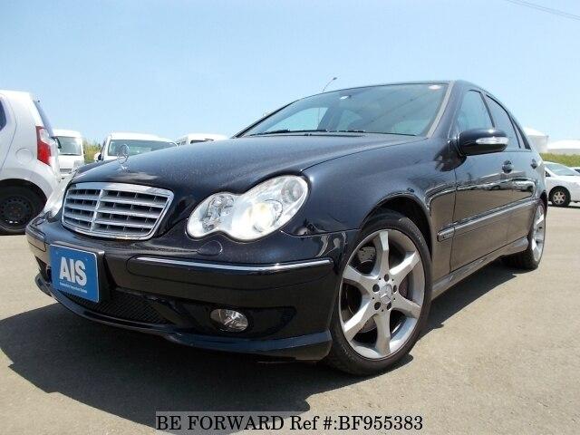 About This 2006 MERCEDES BENZ C Class (Price:$3,134)