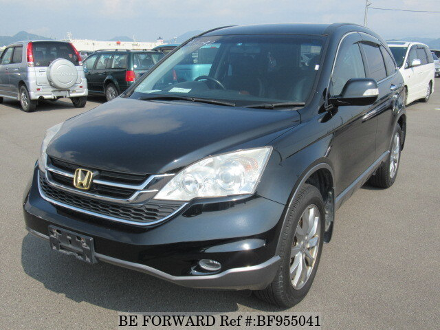 About This 2009 HONDA CR V (Price:$4,247)